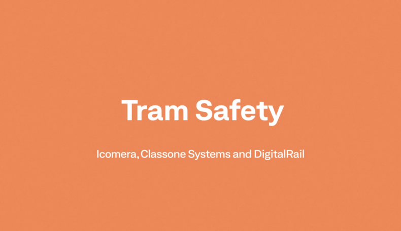Transport competition winner: Tram Safety