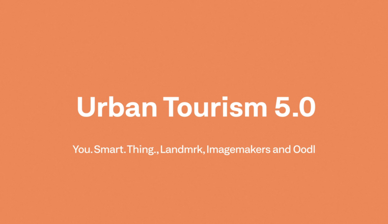 Transport competition winner: Urban Tourism 5.0