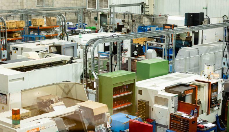 Empowering Manufacturers Through 5G