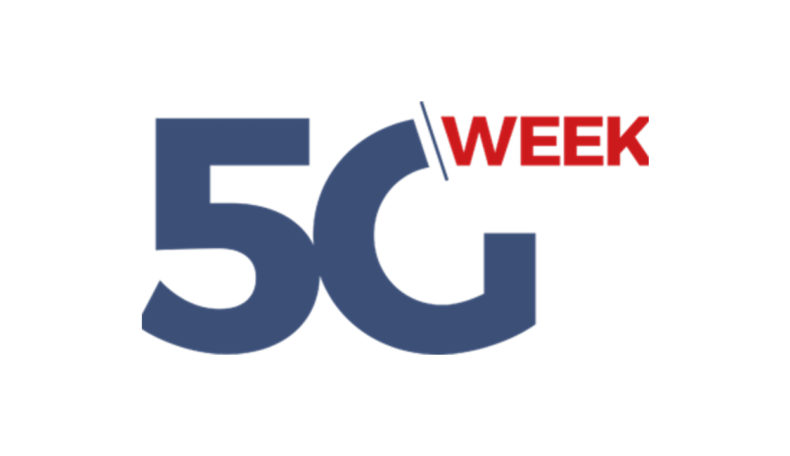 Join WM5G at 5G Week